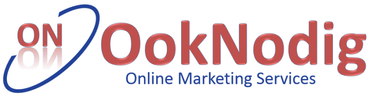 Logo van OokNodig.nl, online marketing services